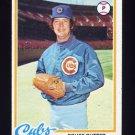 1978 Topps Baseball #325 Bruce Sutter - Chicago Cubs