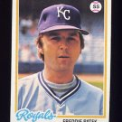1978 Topps Baseball #274 Freddie Patek - Kansas City Royals