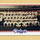1978 Topps Baseball #259 Los Angeles Dodgers Team Checklist