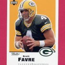1999 Upper Deck Retro Football #058 Brett Favre - Green Bay Packers
