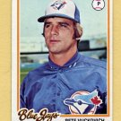 1978 Topps Baseball #241 Pete Vuckovich - Toronto Blue Jays NM-M