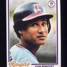 1978 Topps Baseball #238 Juan Beniquez - Texas Rangers