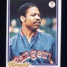 1978 Topps Baseball #209 Dock Ellis - Texas Rangers