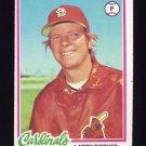 1978 Topps Baseball #195 Larry Dierker - St. Louis Cardinals Ex