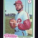 1978 Topps Baseball #177 Gene Garber - Philadelphia Phillies