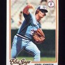 1978 Topps Baseball #169 Jerry Johnson - Toronto Blue Jays