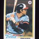 1978 Topps Baseball #137 Craig Kusick - Minnesota Twins