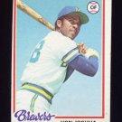 1978 Topps Baseball #108 Von Joshua - Milwaukee Brewers
