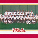 1978 Topps Baseball #066 Chicago White Sox Team Checklist