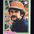 1978 Topps Baseball #064 Gene Pentz - Houston Astros