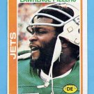 1978 Topps Football #462 Lawrence Pillers - New York Jets