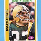 1978 Topps Football #349 Barty Smith - Green Bay Packers