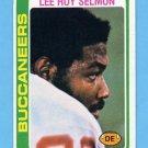 1978 Topps Football #314 Lee Roy Selmon - Tampa Bay Buccaneers