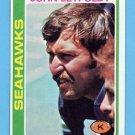 1978 Topps Football #293 John Leypoldt - Seattle Seahawks