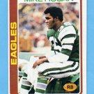 1978 Topps Football #292 Mike Hogan - Philadelphia Eagles