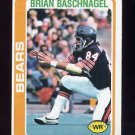 1978 Topps Football #277 Brian Baschnagel - Chicago Bears ExMt
