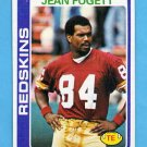 1978 Topps Football #175 Jean Fugett - Washington Redskins