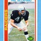 1978 Topps Football #149 Phil Villapiano - Oakland Raiders NM-M