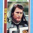 1978 Topps Football #087 Frank LeMaster - Philadelphia Eagles
