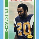 1978 Topps Football #063 Johnny Rodgers RC - San Diego Chargers