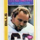 1978 Topps Football #020 Joe DeLamielleure - Buffalo Bills