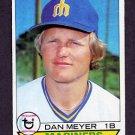 1979 Topps Baseball #683 Dan Meyer - Seattle Mariners