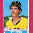 1979 Topps Baseball #661 Bruce Kison - Pittsburgh Pirates ExMt