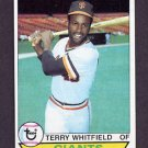 1979 Topps Baseball #589 Terry Whitfield - San Francisco Giants NM-M