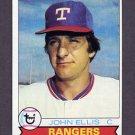 1979 Topps Baseball #539 John Ellis - Texas Rangers