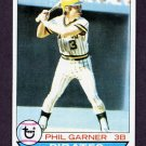 1979 Topps Baseball #383 Phil Garner - Pittsburgh Pirates