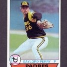 1979 Topps Baseball #321 Gaylord Perry - San Diego Padres