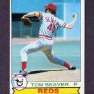 1979 Topps Baseball #100 Tom Seaver - Cincinnati Reds