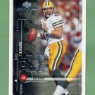 1999 Upper Deck MVP Football #071 Brett Favre - Green Bay Packers