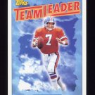 1993 Topps Football #264 John Elway TL - Denver Broncos