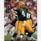 1999 Topps Football Picture Perfect #P02 Brett Favre - Green Bay Packers