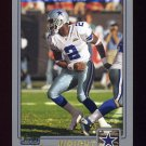 2001 Topps Football #268 Anthony Wright - Dallas Cowboys
