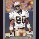 2001 Topps Football #108 Robert Wilson - New Orleans Saints