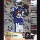 2004 Topps Football Own The Game #OTG26 Marvin Harrison - Indianapolis Colts
