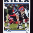 2004 Topps Football #099 Ross Tucker - Buffalo Bills