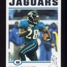 2004 Topps Football #090 Fred Taylor - Jacksonville Jaguars