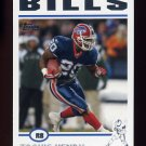 2004 Topps Football #080 Travis Henry - Buffalo Bills