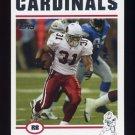 2004 Topps Football #063 Marcel Shipp - Arizona Cardinals