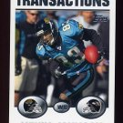 2004 Topps Football #057 Kevin Johnson - Baltimore Ravens