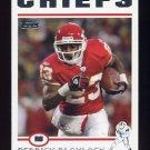 2004 Topps Football #015 Derrick Blaylock - Kansas City Chiefs