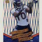 2002 Crown Royale Crowning Glory #04 Ashley Lelie RC - Denver Broncos
