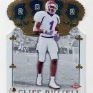 2002 Crown Royale Football #216 Cliff Russell RC - Washington Redskins