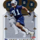 2002 Crown Royale Football #213 Jake Schifino RC - Tennessee Titans