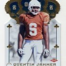 2002 Crown Royale Football #207 Quentin Jammer RC - San Diego Chargers