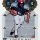 2002 Crown Royale Football #196 Larry Ned RC - Oakland Raiders