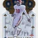 2002 Crown Royale Football #166 Roy Williams RC - Dallas Cowboys